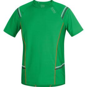 GORE RUNNING WEAR MYTHOS 6.0 - Camiseta Running Hombre - verde
